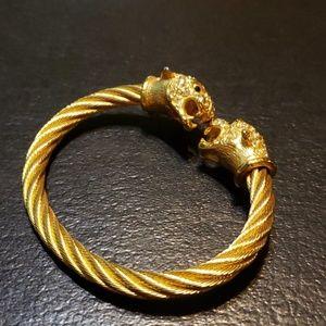 Panther Cuff Bracelet